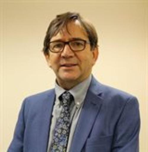 Picture of Steve Tucker Chief Executive of Sutton Housing Partnership